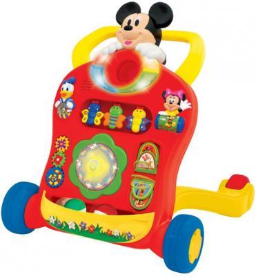 Kiddieland Каталка - ходунок Микки Маус машинка каталка kiddieland микки маус с часами