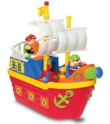 Kiddieland Развивающая игрушка Пиратский корабль KID038075