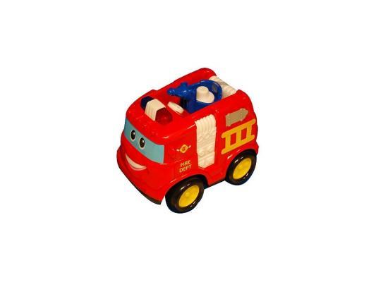 Пожарная машина Kiddieland KID042937 красный 1 шт 35 см kiddieland радиоуправляемая машинка kiddieland пожарная машина