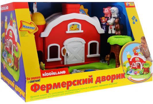 """Развивающая игрушка KIDDIELAND """"Фермерский дворик"""" KID 035022 по сказочным дорожкам"""