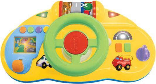 Интерактивная игрушка Kiddieland Забавное вождение от 1 года головоломки kiddieland игрушка забавное вращение