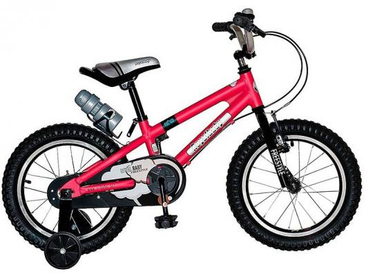Велосипед двухколесный Royal baby Freestyle RB18B-7 (красный)