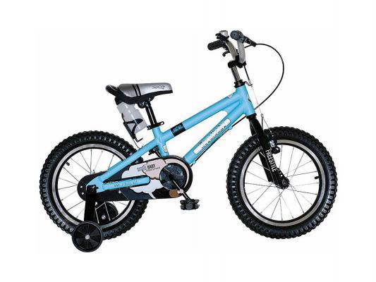 """Велосипед Royal baby Freestyle Alloy 18"""" синий RB18B-7"""