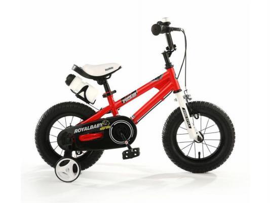 Велосипед Royal baby Freestyle Steel красный RB14B-6