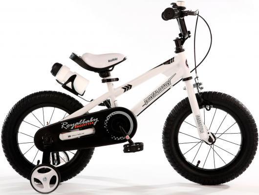 Велосипед Royal baby Freestyle Steel 16 белый RB16B-6 сапоги vivian royal vivian royal vi809awyie50