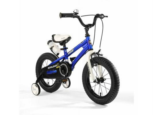 Велосипед Royal baby Freestyle Steel синий RB16B-6