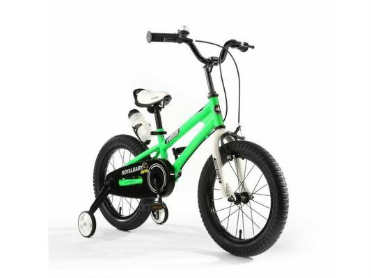 Велосипед Royal baby Freestyle Steel зеленый RB18B-6