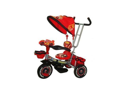 Велосипед Shantou Disney Тачки 2 красный велосипед двухколёсный навигатор дисней 16д тачки красный 16 красный вн16123