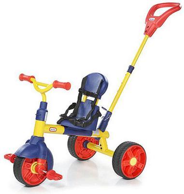 Велосипед трехколесный Little Tikes 3 в 1 велосипед для малыша little tikes 4783