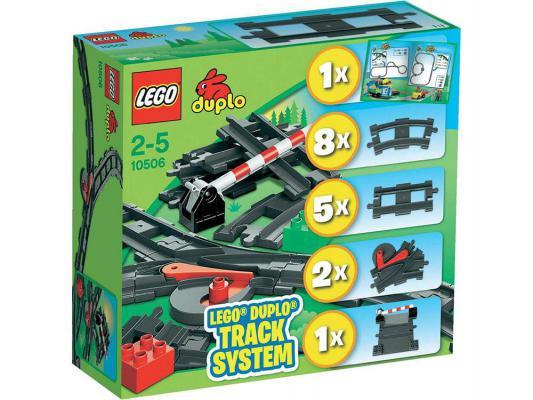 Конструктор Lego Duplo Дополнительные элементы для поезда 24 элемента 10506