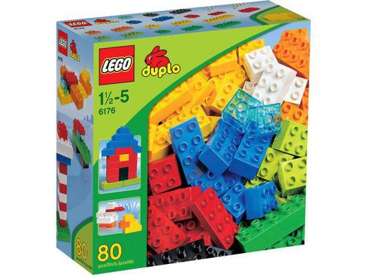 Конструктор Lego Duplo Основные элементы 80 элементов 6176
