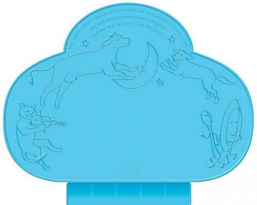 Защитная салфетка-накладка на стол Summer Infant (голубая)
