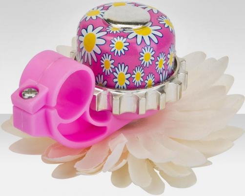 Звонок RichToys Цветок (розово-фиолетовый) 24AW