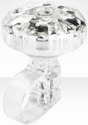 Звонок RichToys Алмаз серебристый 26S-06