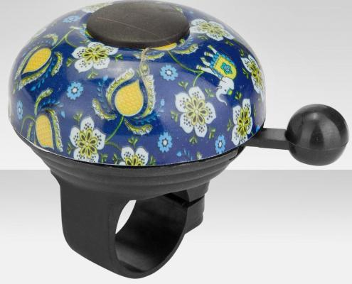 Звонок RichToys Цветы 43R-07 черно-синий
