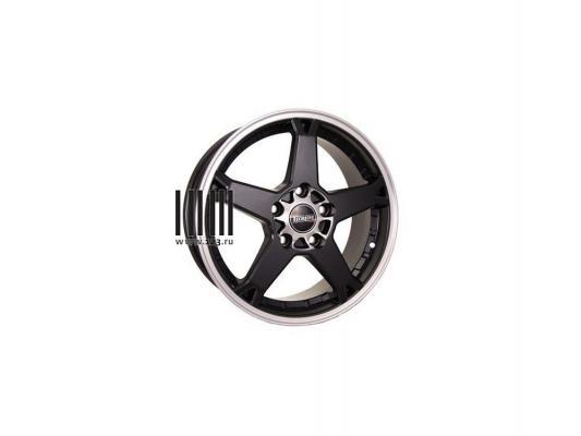 Диск Tech Line 756 7x17 5x105 ET39 BDM колесные диски trebl x40017 7x17 5x105 56 6 et42 black