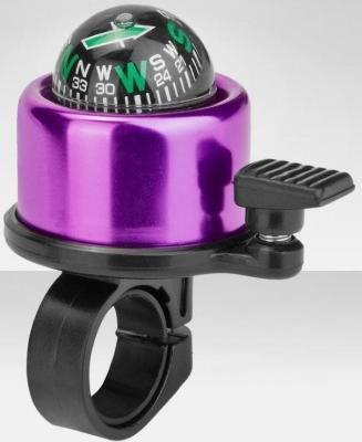 Клаксон RichToys Компас 14А-10 черно-пурпурный