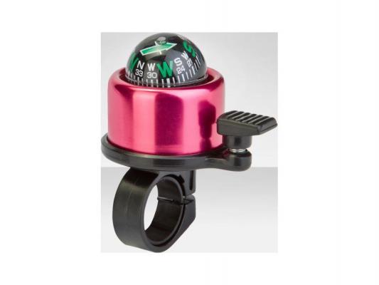 Звонок Компас Rich toys (алюминий, черно-фиолетовый)
