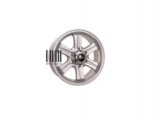 Диск Tech Line Neo 722 7x17 6x139.7 ET38 Silver