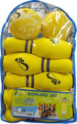 Игра Safsof боулинг в сумке 38 см.