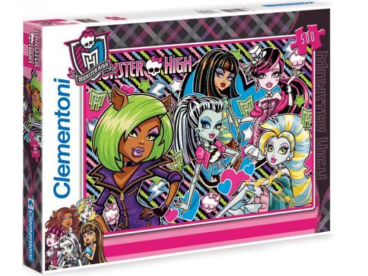 Пазл Monster High Совершенно несовершенны 500 элементов 30385