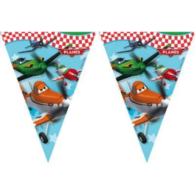 Гирлянда Procos Самолеты 9 шт procos аксессуар для детского праздника приглашения в конвертах самолеты 6 шт