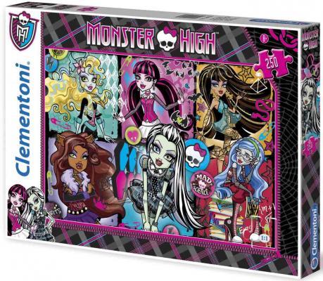 Пазл Monster High Портреты фриков 250 элементов 29682 monster shakes