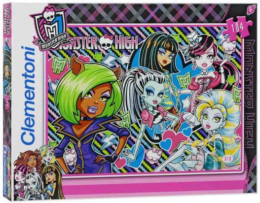 Пазл Monster High Чудовищные друзья 104 элемента 27816