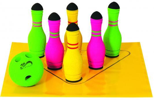 Игра Мини-боулинг 6 кеглей в сумке MBB-05