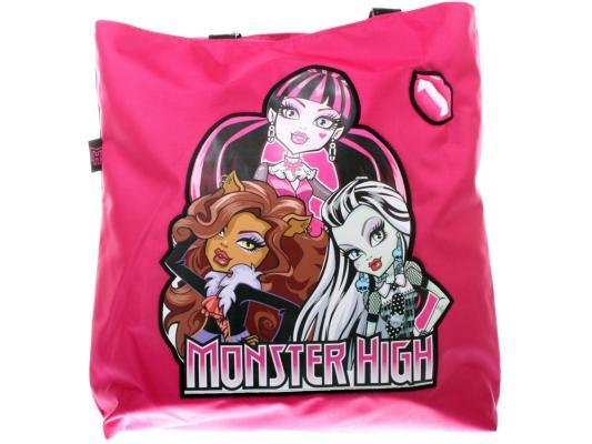 Сумка Monster High 1359 розовый сумка monster high школа монстров рисунок розовый 1309