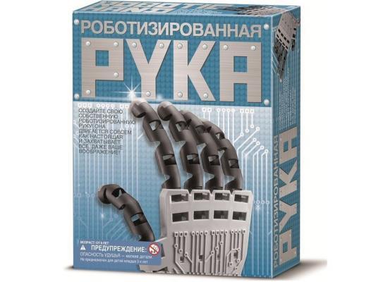 Игровой набор 4M Роботизированная рука от 8 лет 15 предметов 00-03284