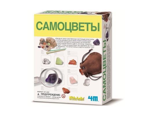 Игровой набор 4M Самоцветы от 5 лет 13 предметов 00-03252