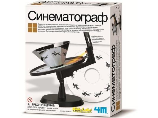 Игровой набор 4M Синематограф от 8 лет 00-03255 испанский топор truper ml 4m 14972