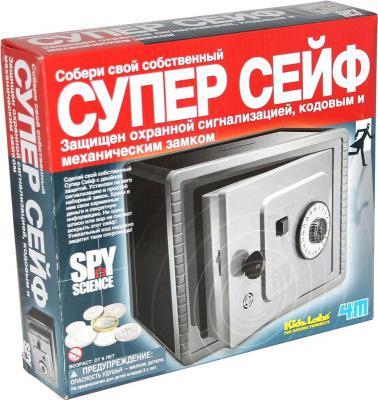Игровой набор 4M Собери супер сейф от 8 лет 00-03289 цены