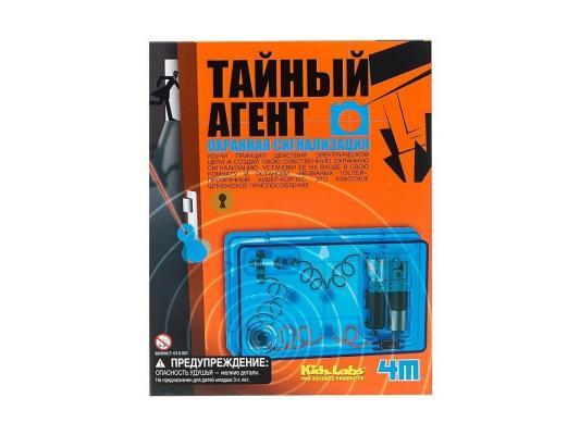 Игровой набор 4M Тайный агент Охранная сигнализация от 7 лет 00-03246