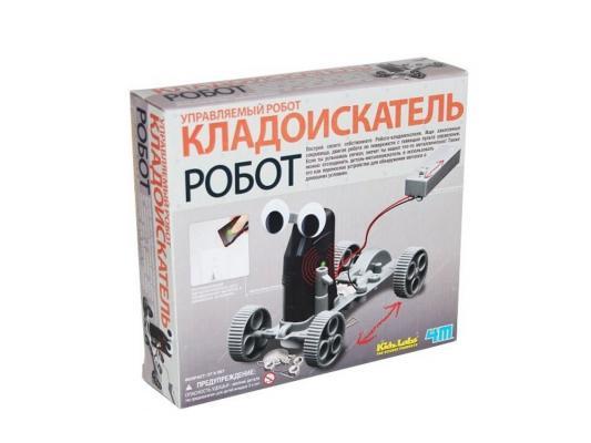 купить Игровой набор 4M Управляемый робот кладоискатель от 8 лет 00-03297 недорого