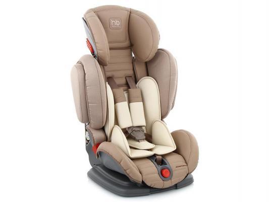Автокресло Happy Baby Mustang (beige) автокресло happy baby happy baby автокресло joss серое