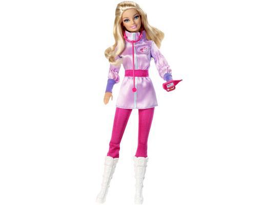 Игровой набор Mattel Barbie Кем быть: Арктический спасатель 30 см W3748 от 123.ru