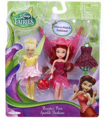 Игровой набор — Фея с волосами и платьем 11 см