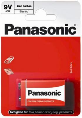 Panasonic Zinc Carbon R6F22RZ/BP1 за 1шт