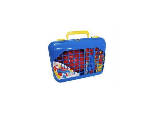 Набор инструментов Palau в чемодане от 2 лет 18 предметов 07/1325 набор инструментов 46шт great wall 405046 в чемодане