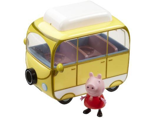 Игровой набор Peppa Pig Веселый кемпинг 15561 игровой набор доктор peppa pig игровой набор доктор