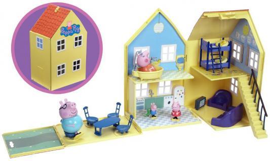 Игровой набор Peppa Pig Загородный дом Пеппы от 3 лет 20836 игровой набор peppa pig игровой набор дом пеппы