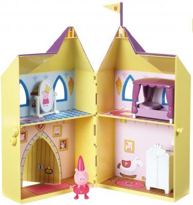 Игровой набор Peppa Pig Замок принцессы 15562 peppa pig игровой набор самолет