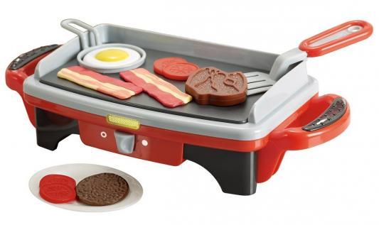 Игровой набор PlayGo Кухонная плита Делюкс с аксессуарами 3670 playgo игровой набор для приготовления хот догов делюкс play 3675