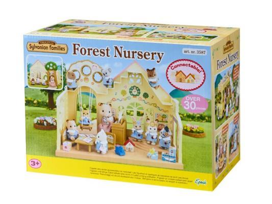 Игровой набор SYLVANIAN FAMILIES Лесной детский сад 3587