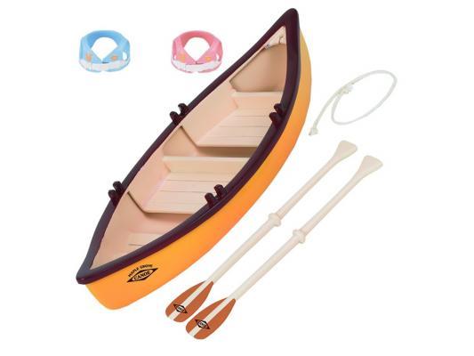 Игровой набор Sylvanian Families Лодка 6 предметов 2883 sylvanian families sylvanian families набор лодка