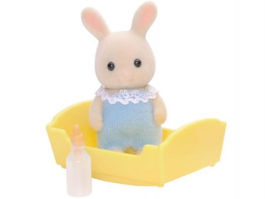 Игровой набор Sylvanian Families Малыш Молочный Кролик от 4 лет 3 предмета 3418