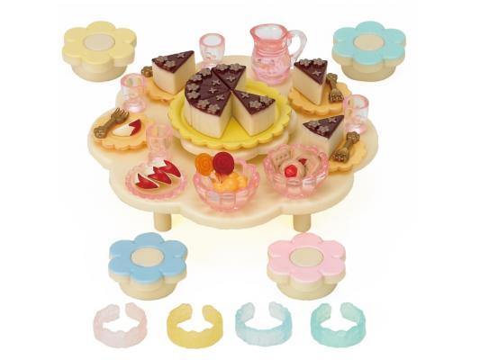 Игровой набор Sylvanian Families Праздник в детском саду 38 предметов 3591