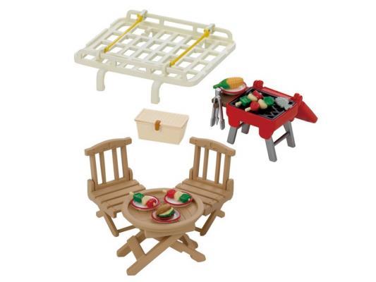 Игровой набор Sylvanian Families Семейный пикник 2884 sylvanian families набор кухонный гарнитур